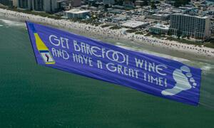 aerial billboard