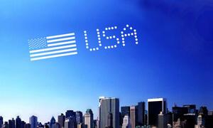 Aerial Advertising Skytyping